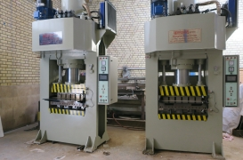 Automatic Hydraulic Press For Making Brick Machine for Working Soil
