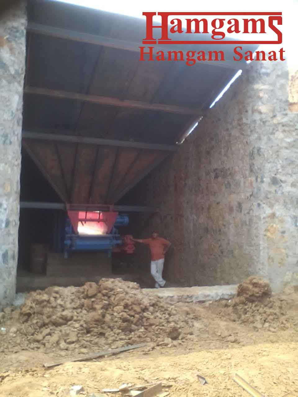 Automatic Brick Making Program INDIA