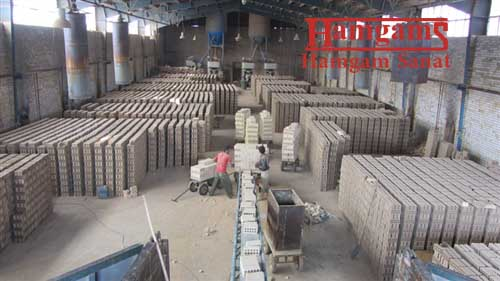 Automatic Brick Making Program IRAN